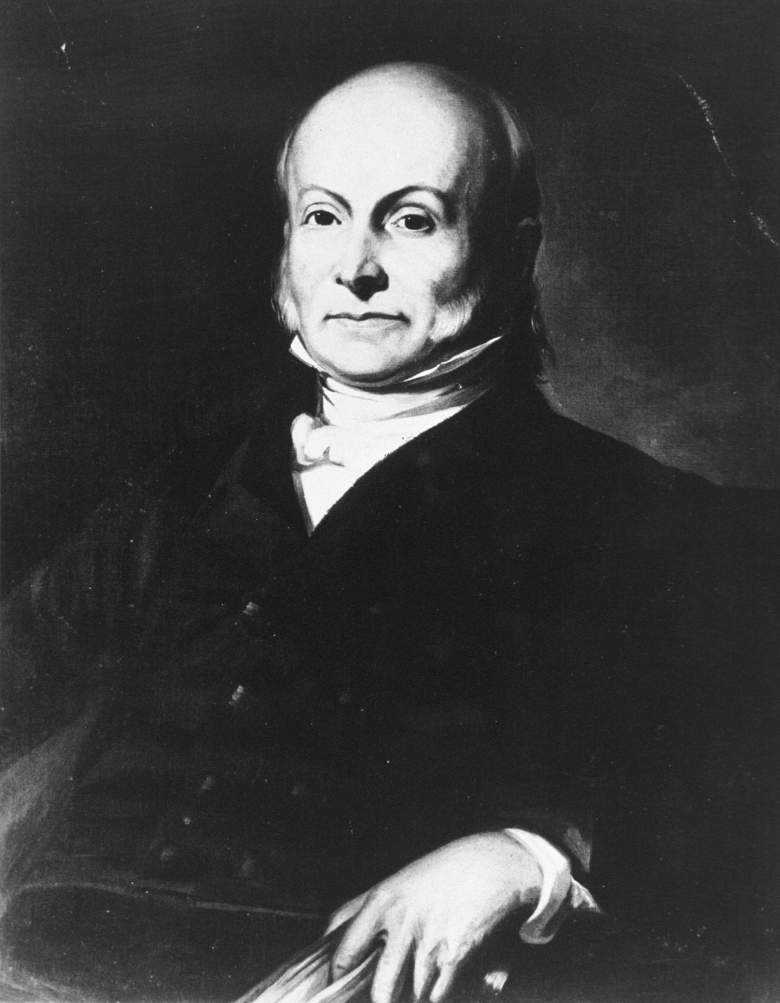 John Quincy Adams (Getty)