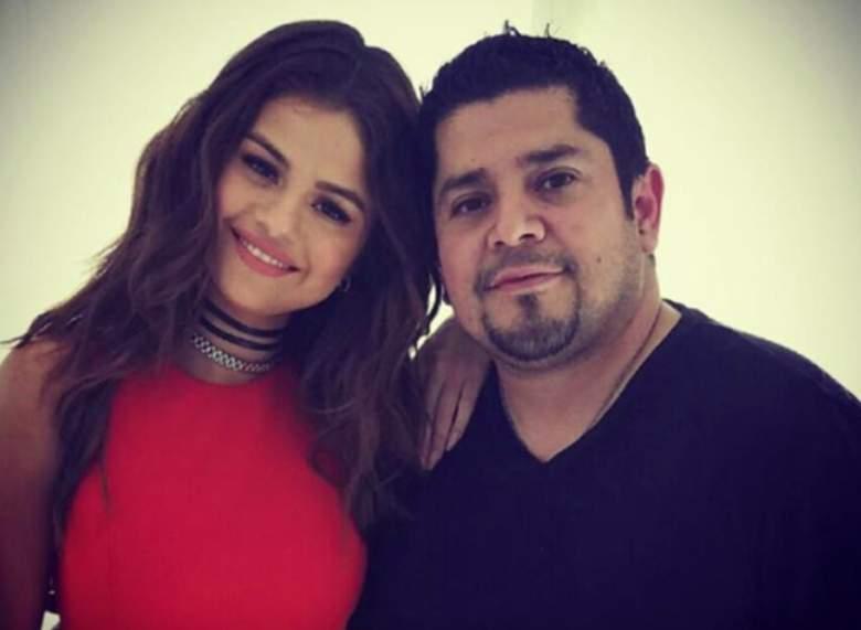 Selena Gomez, Ricardo Gomez