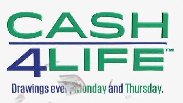 cash4life, Números ganadores
