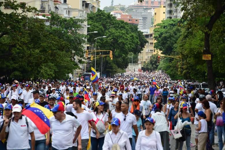 Venezuela muertos