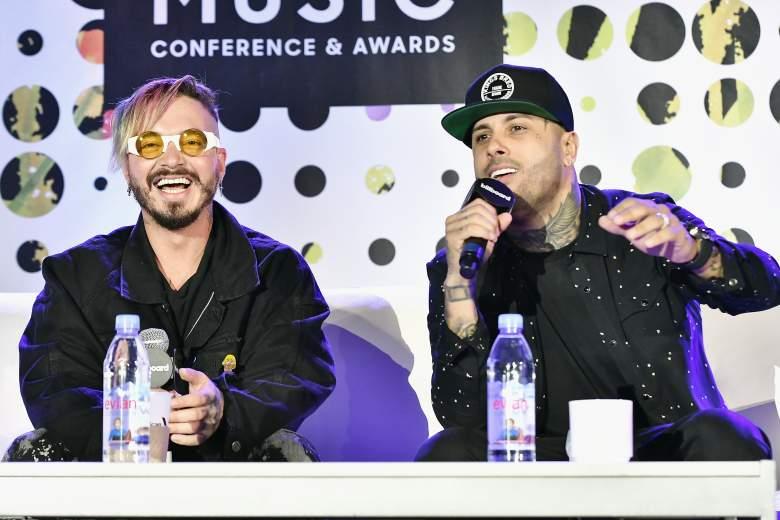 Nicky Jam, J Balvin, Latin Billboard, Nicky Jam Latin Billboard, J Balvin Latin Billboard, J Balvin Nicky Jam Latin Billboard