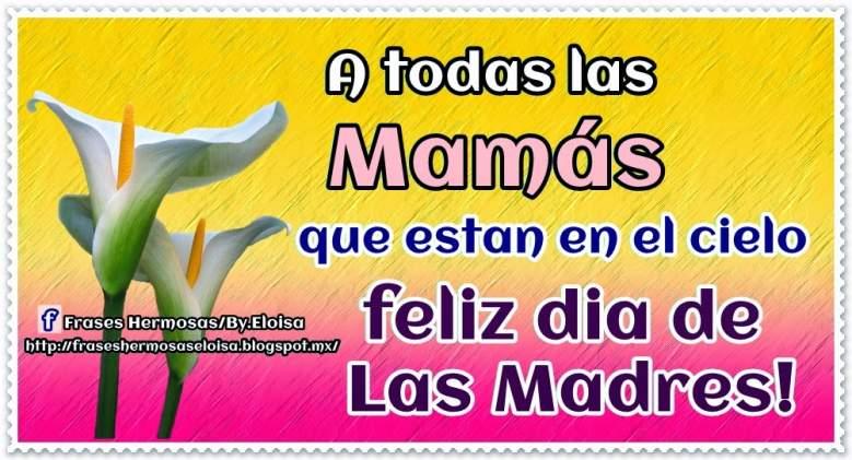Dia de las madres muertas