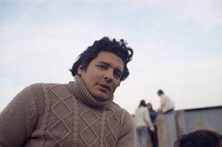 Richard Oakes, Richard Oakes Alcatraz