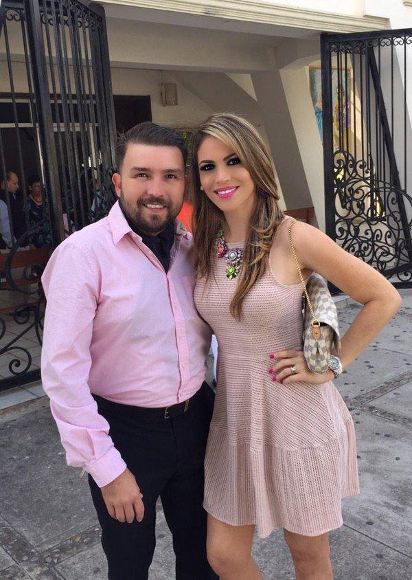 Poncho Lizarraga Celia Correa Arroyo