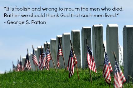 Memorial Day: Frases en Imagenes para compartir