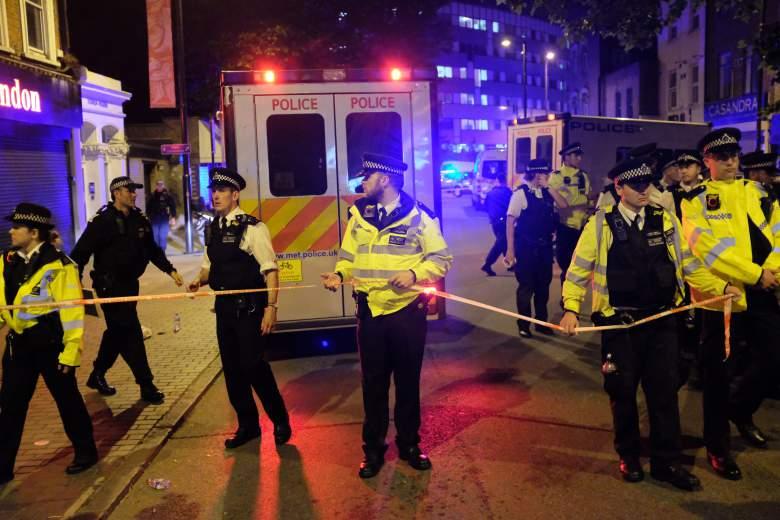 Ataque en Londres 19 de junio de 2017