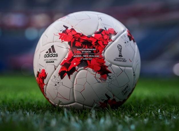 Balon de la Fifa Copa Confederaciones 2017