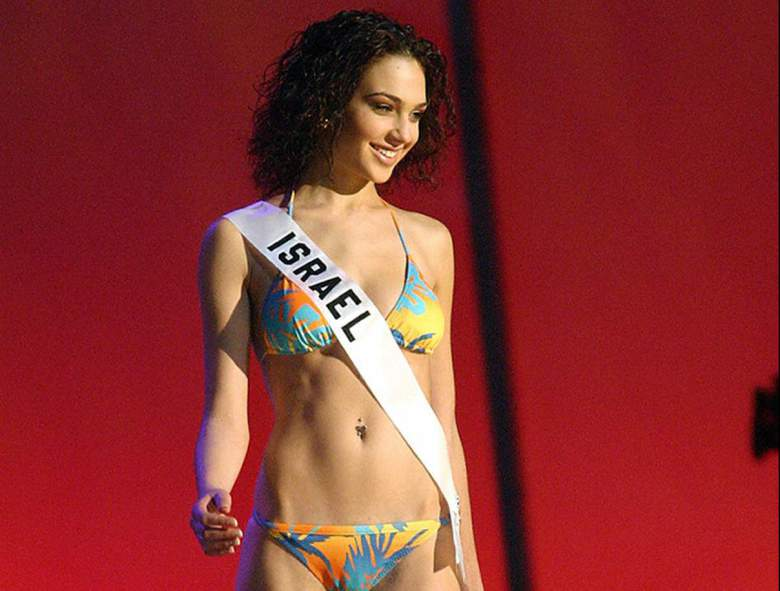 Gal Gadot Miss Universe