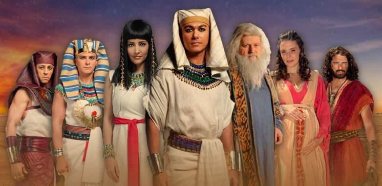 Jose de Egipto por Univisión