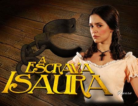 Bianca Rinaldi fue La esclava Isaura , en Jose de Egipto