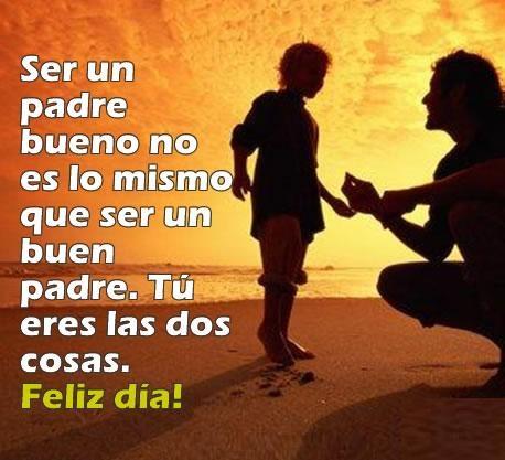 Frase agradecimiento para Padres Solteros, Día del Padre
