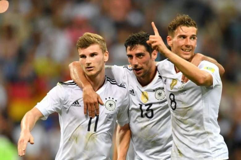 Alemania vs. Suecia en vivo: Cómo ver el partido Live Stream sin cable (USA), Como ver, Internet, Copa Mundial Rusia 2018