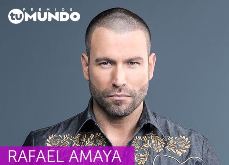 Premios Tu Mundo Rafael Amaya