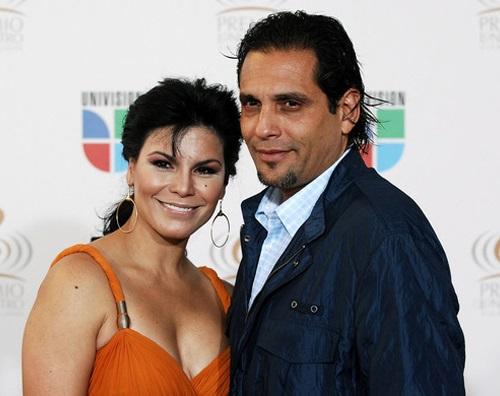 Billy Denizard , esposo de Olga Tañón, La Mujer de Fuego