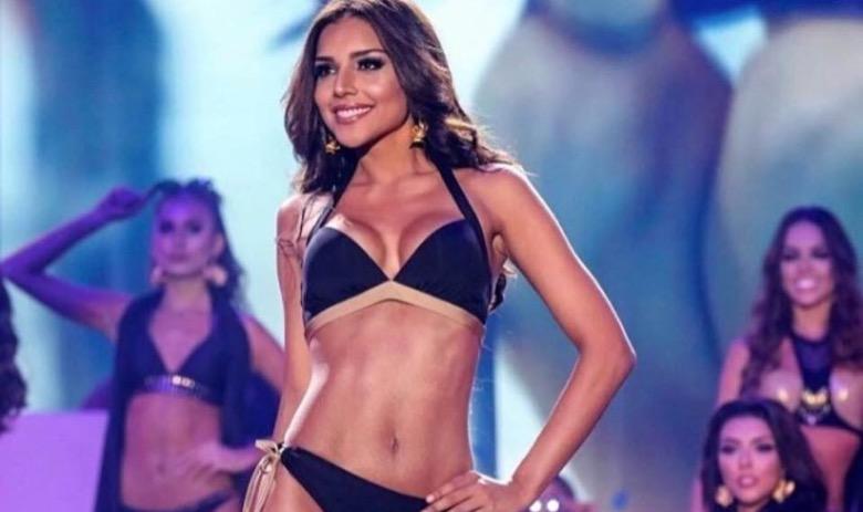 Miss Universo Laura Gonzalez