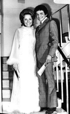 José José y Kiki Herrera Calles, El Príncipe de la Canción
