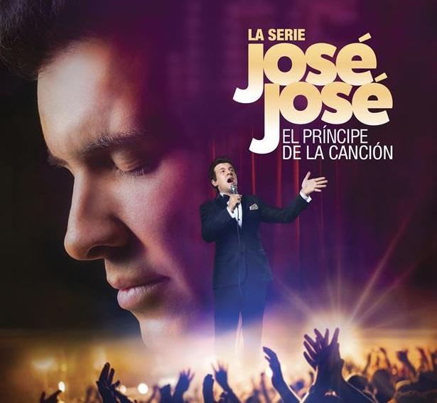 """José José """"El Príncipe de la Canción: conoce a los actores y sus personajes, elenco, reparto,"""