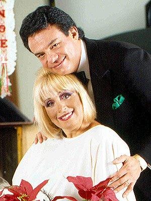 Anel Noreña, segunda esposa de José José