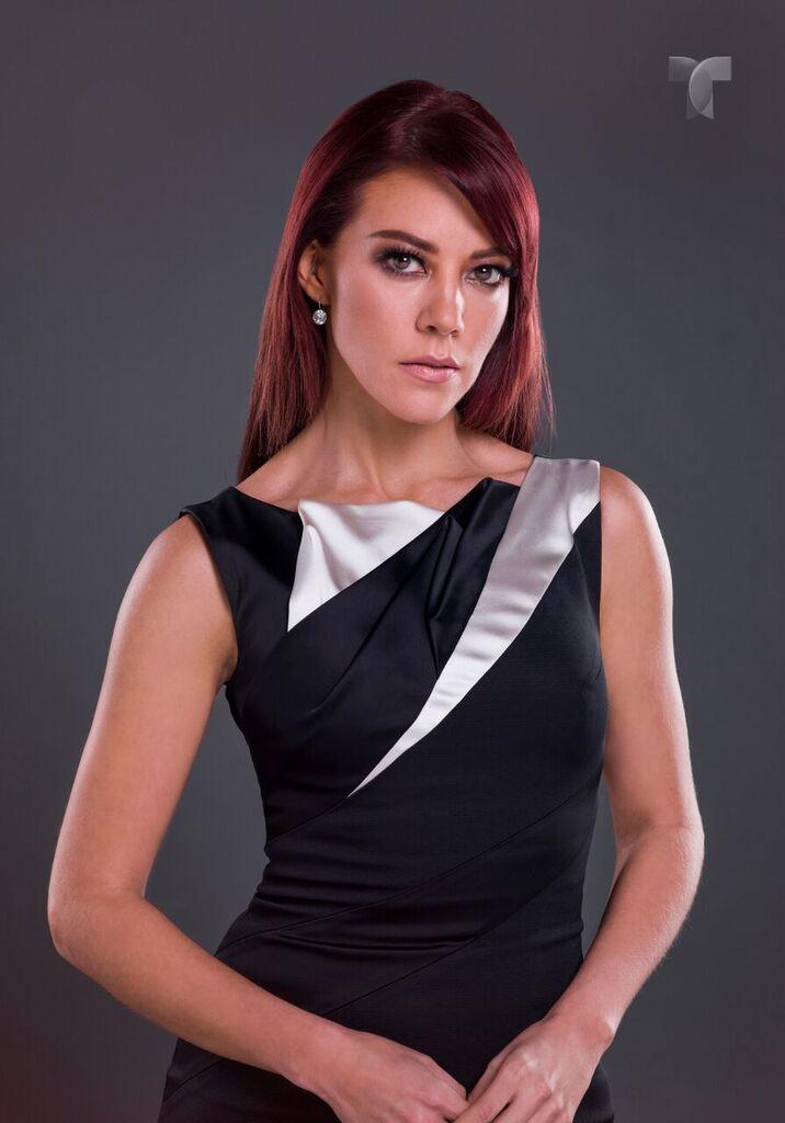 Serie-Enemigo Íntimo: Conoce a los actores y sus personajes, elenco, reparto, Fernanda Castillo
