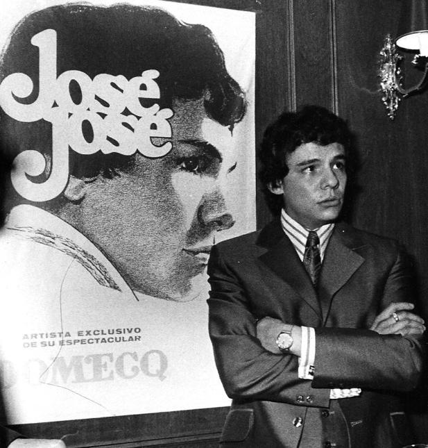 Qué edad tiene José José, Cuántos años tiene Jose José,, Cumpleaños de José José,, Sarita Salazar,