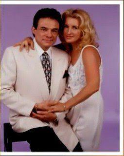 """Jose Jose y su esposa Sara """"Sarita"""" Salazar"""