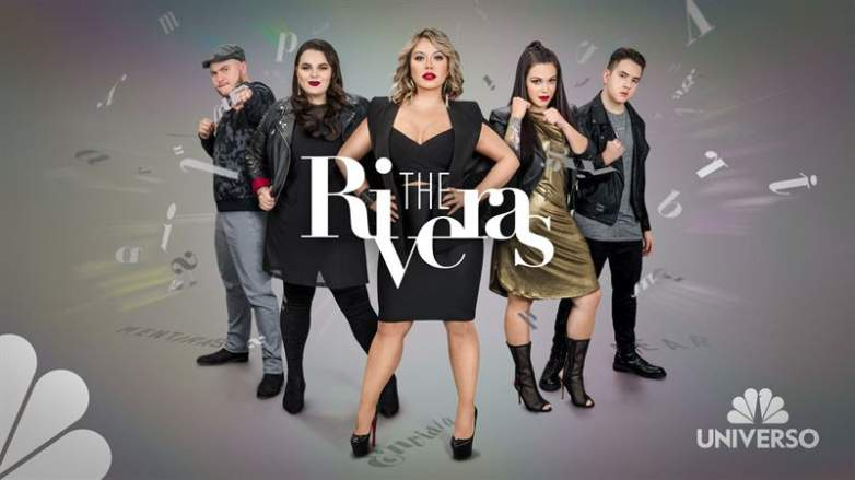"Reality ""The Riveras"", Hijos de Jenni Rivera"