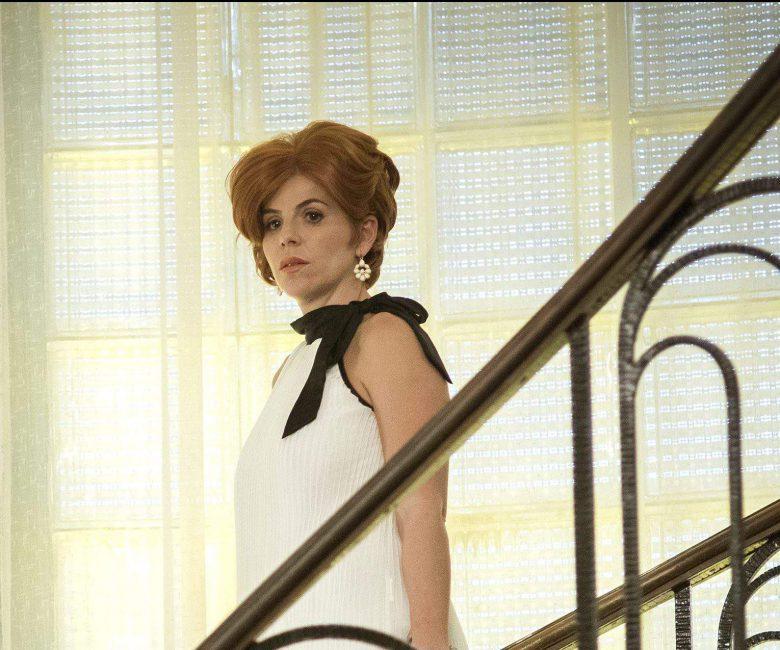 Ana Elena Anel Noreña, segunda esposa de José José, Maria Fernanda Yepez como Anel en La Serie Jose Jose