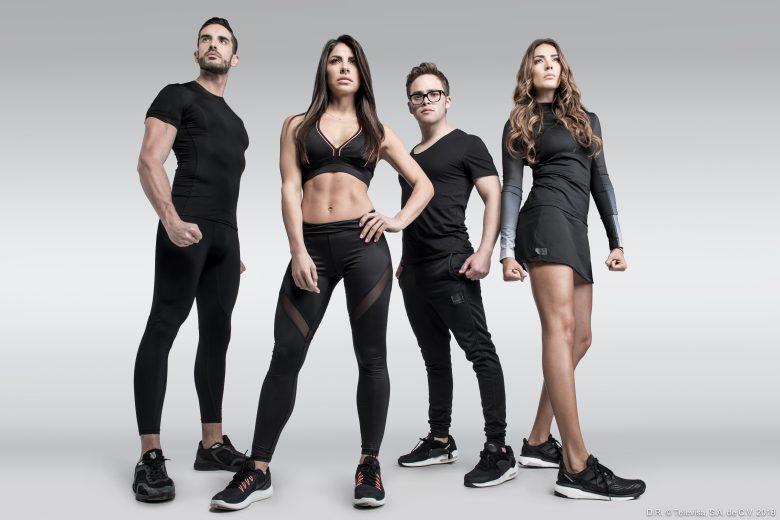 Reality, Reto 4 Elementos, concursantes, Presentadores de televisión, Pedro Priet, Daniela Fainus, Yurem y Caro Morán