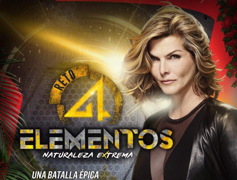 Quien gano,? EL Rasta, Reality: Reto 4 Elementos , Monserrat Oliver, Hora, Canal, Livestream