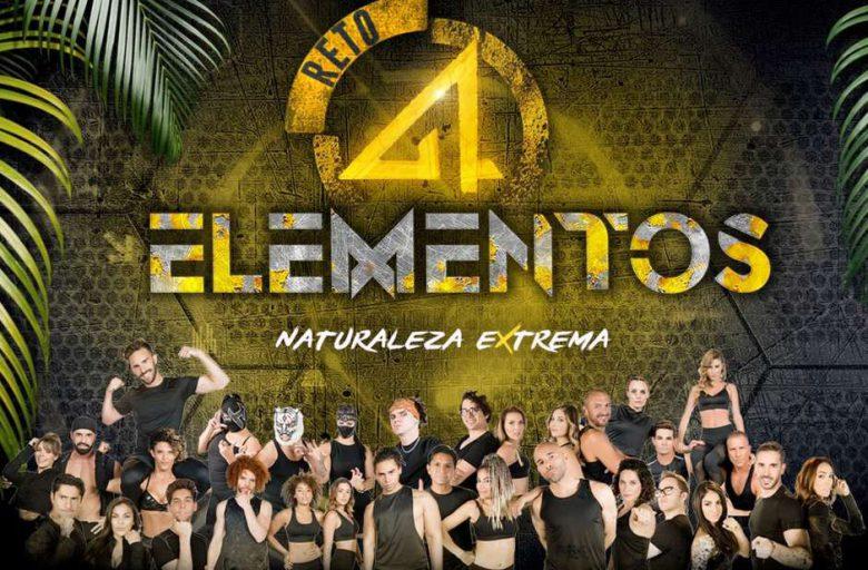 Reality Reto 4 Elementos: Quienes son los concursantes? , Unimás