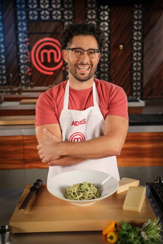 Final de Master Chef Latino, Andrés de Oliveira, finalistas