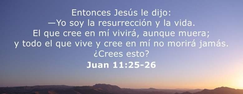 Felices Pascuas: Versículos de la Biblia en inglés para compartir