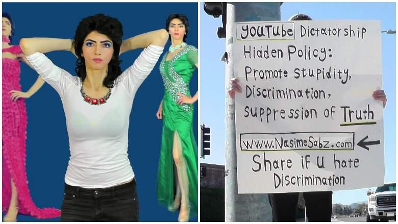 Nasime Aghdam Facebook