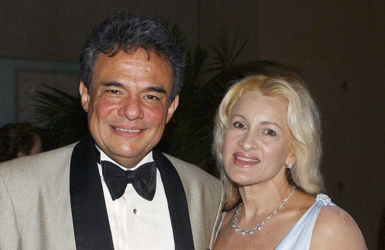 """Sara Salazar """"Sarita"""", 3era esposa de José José, Serie José José, El Principe de la canción"""
