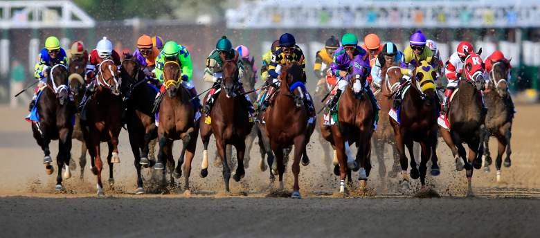 Kentucky Derby Jockeys, salarios, peso, altura,jinetes, joquetas, jineteras