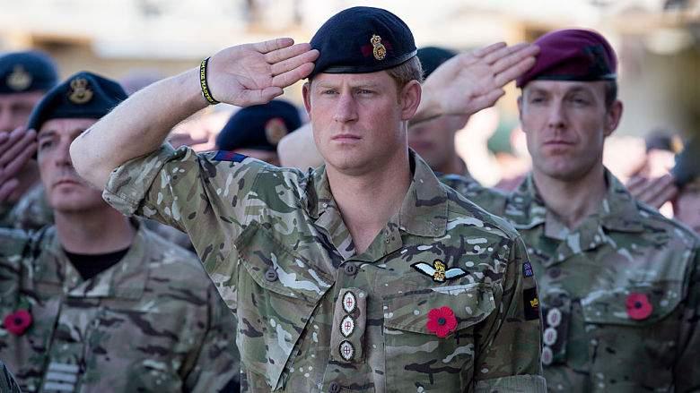El Príncipe Harry: Qué rango militar tiene¨, El hijo de Lady Diana
