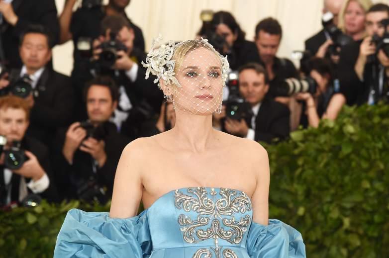 Diane Kruger, met gala 2018