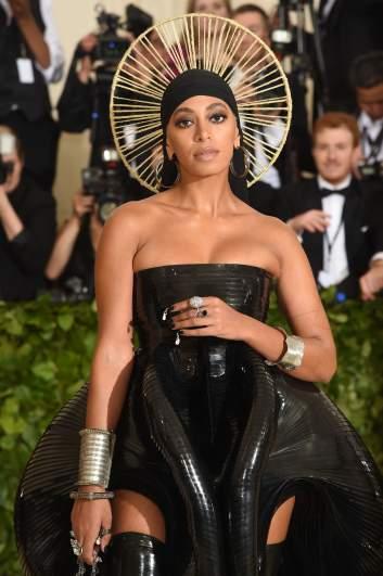 Solange Knowles, Met gala 2018