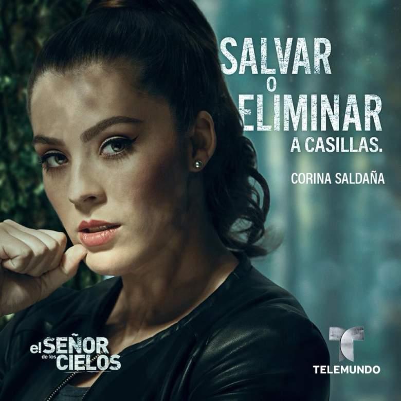 Quién es Quién en el Señor de los Cielos 6, Karla Carrillo, Serie de Telemundo, elenco, reparto, actores, personajes