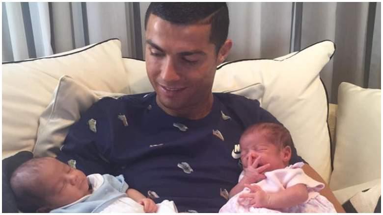 Uso Cristiano Ronaldo un vientre en alquiler para tener a sus hijos?, familia de Ronaldo, hijos de Ronaldo