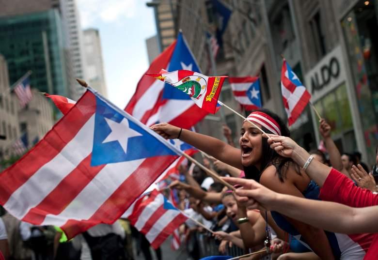 Parada Puertorriquena