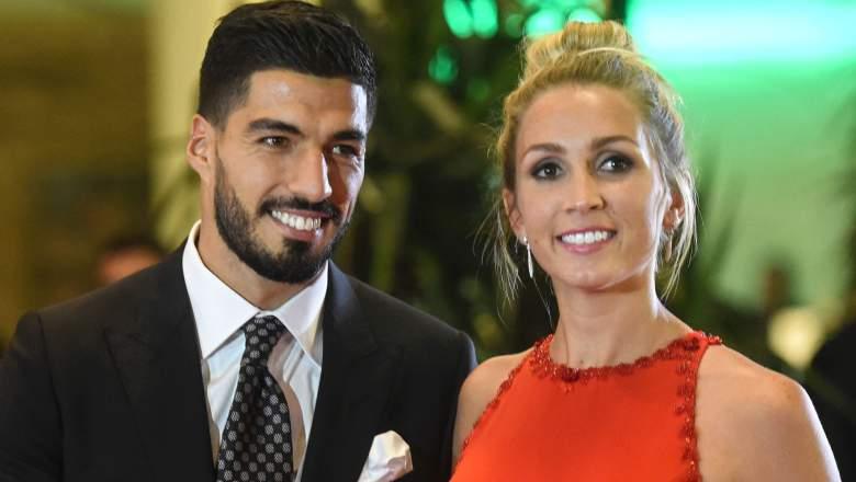Sofia Balbi, Luis Suarez