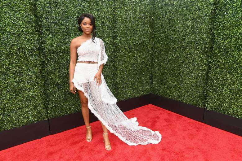 MTV Movie y TV Awards 2018 red carpet, Peores vestidos, peores looks, Ajiona Alexus, MTV Movie y TV Awards 2018 red carpet, Peores vestidos, peores looks,