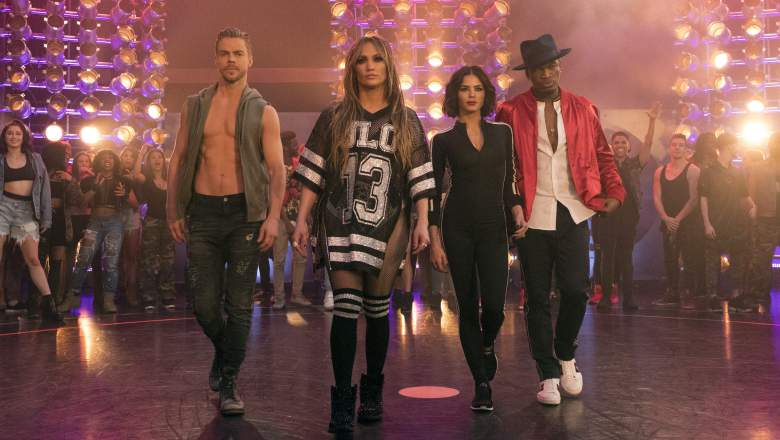 World of Dance, Derek Hough, Jennifer Lopez, Jenna Dewan, Ne-Yo