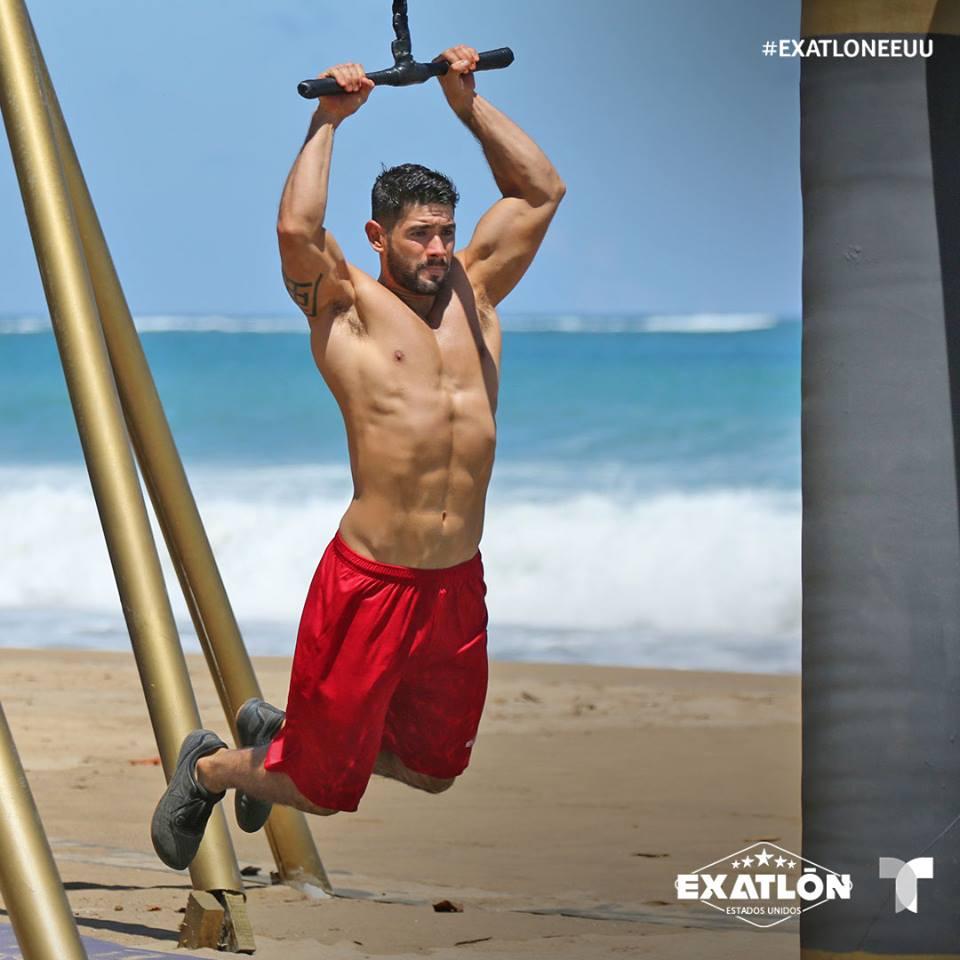 """""""EXATLON""""- Estados Unidos: ¿Quiénes son los concursantes? [FOTOS], ALan Garcia, Team Famosos"""