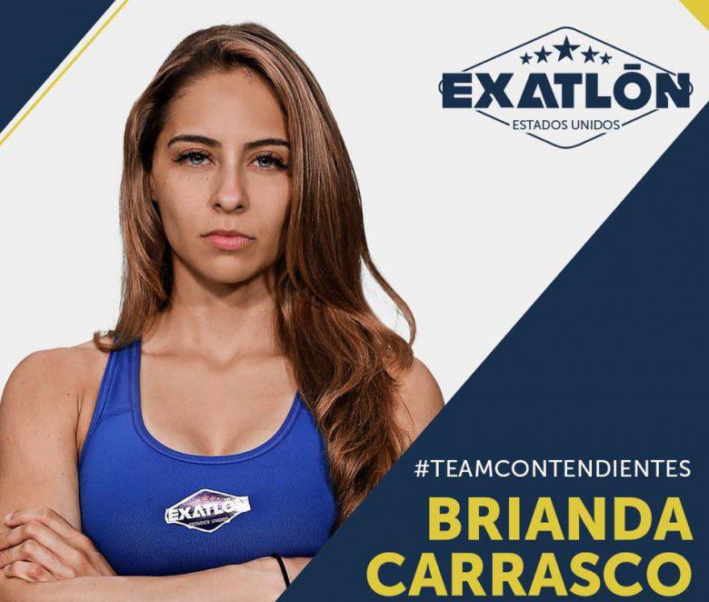 Exatlón -Estados Unidos: Quienes son los concursantes?, fotos, participantes, Brianda Carrasco
