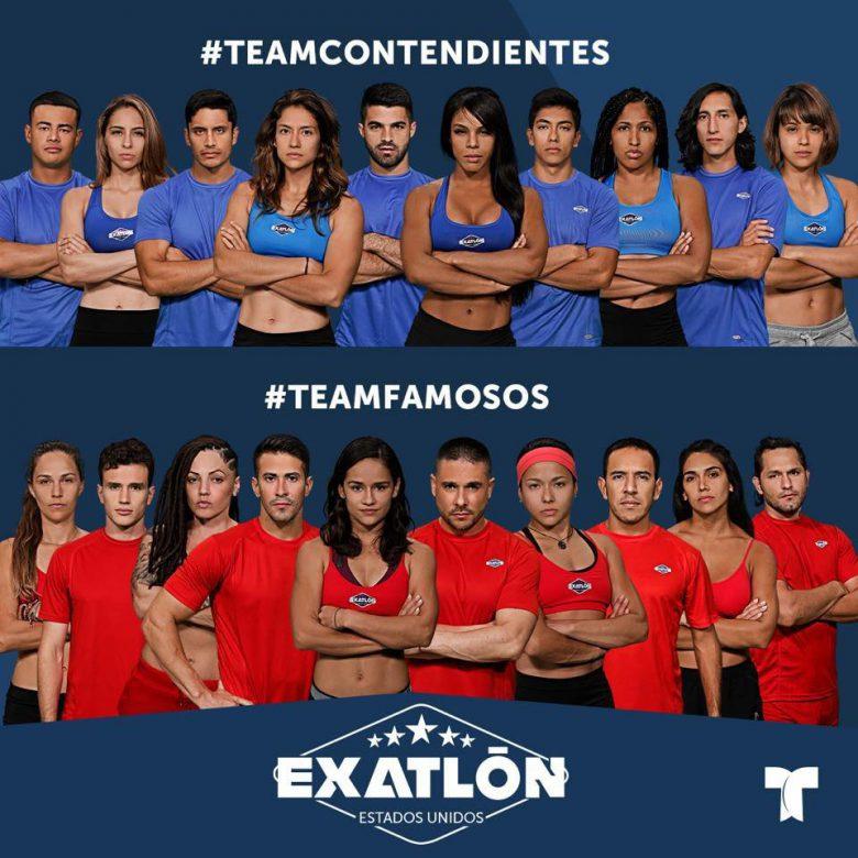 Exatlón Estados Unidos: 5 datos, concursantes, equipos, famosos, contendientes, Telemundo