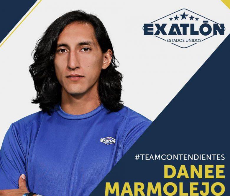 Exatlón -Estados Unidos: Quienes son los concursantes?, fotos, participantes, equipos, Danee Marmolejo