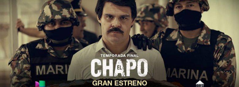 """Serie-""""El Chapo"""" 3era. temporada: ¿A qué hora empieza? ¿Qué Canal?"""