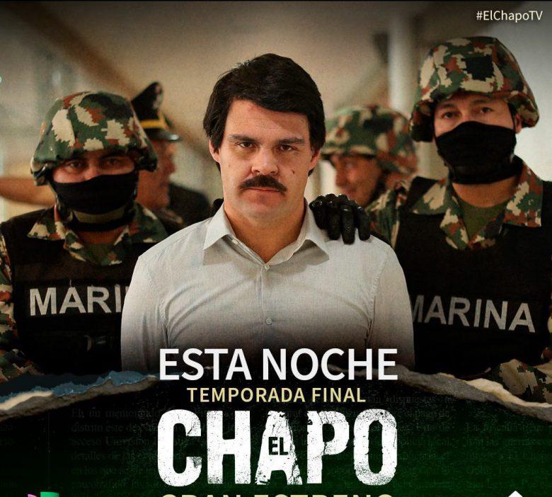 """ELENCO-Serie-""""El Chapo"""" 3era. temporada: Mira a los actores y sus personajes [FOTOS], elenco, reparto, actores, joaquin guzmán Loera, Marco de la O"""